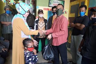 BMMB Bekasi Raya Salurkan Ratusan Paket Sembako untuk Warga Bima di Tambun Utara dan Bantar Gebang