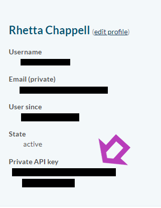 How to access the www data qld gov au API using R