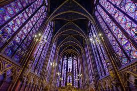 Saint Chapelle, que ver en paris en un dia