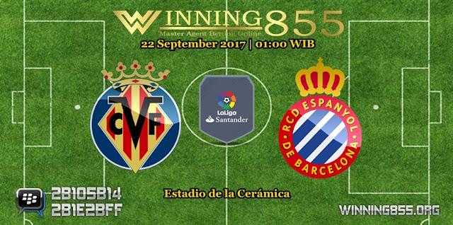 Prediksi Skor Villarreal vs Espanyol
