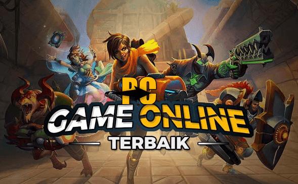 Kumpulan Game PC Online Gratis  dan Paling Populer