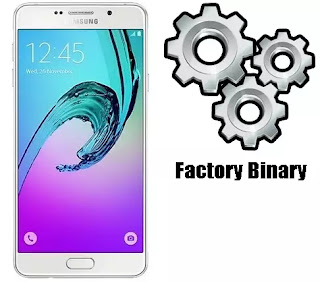 Samsung Galaxy A7 2016 SM-A710X Combination Firmware