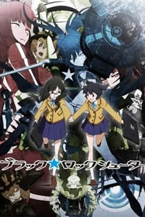 Black Rock Shooter Legendado