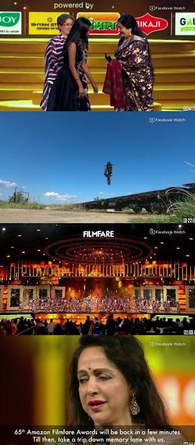 65th Filmfare Full Awards Show Download 300MB 480p HDTV || 7starhd