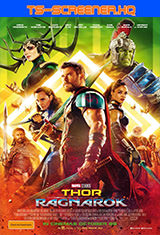 Thor: Ragnarok (2017) TS-Screener HQ Latino AC3 2.0