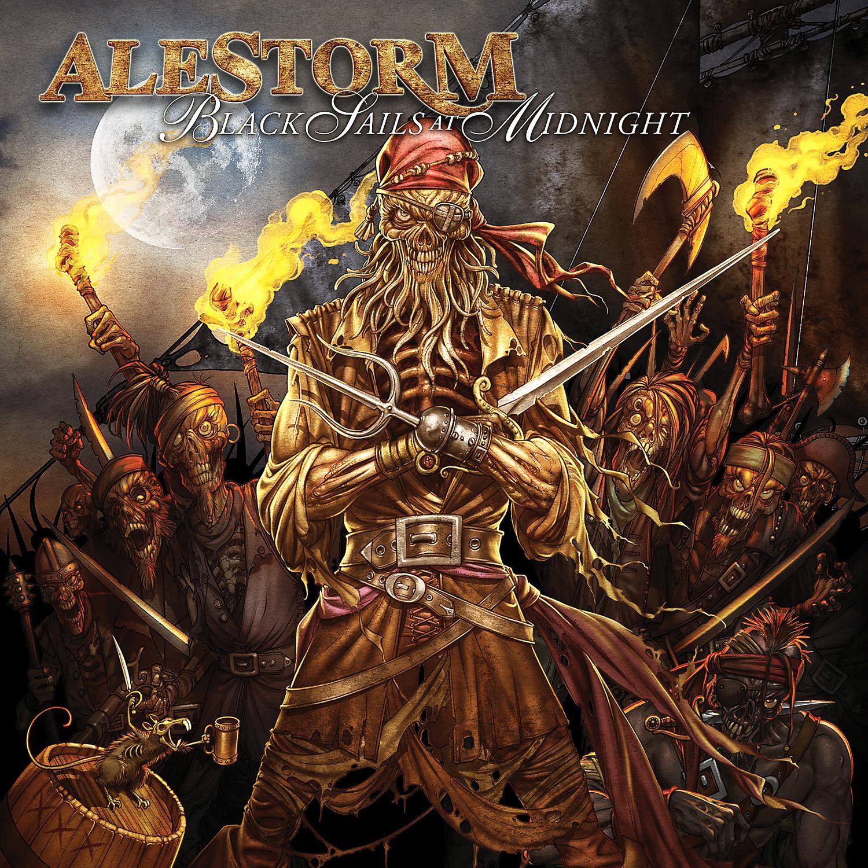 Alestorm Black Sails At Midnight