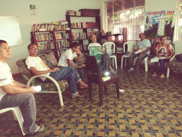 Encontro do Conselho Missionário Diocesano (COMIDI) Diocese de Coroatá