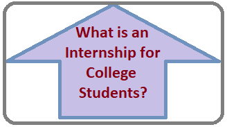 Internship for College Students