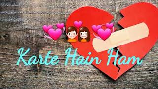 Kyon Ki Itna Pyar Whatsapp Status Love Video