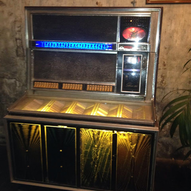 Jukebox at the Museo Parian sa Sugbo