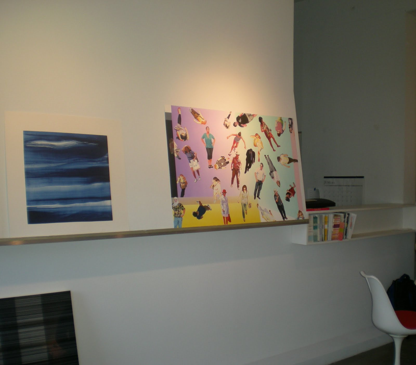 jarvis house art opening robert schmid paintings at the