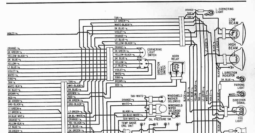 Wiring Diagrams schematics 1962 Cadillac Series 60 And 62 Part 2 | wiring diagram schematic