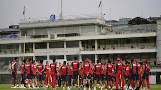 Punjab Kings training camps for 2021 IPL