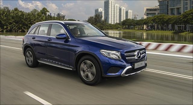 Dòng Mercedes GLC dự kiến chào đón khách hàng thứ 8.000 tại triển lãm Fascination năm nay