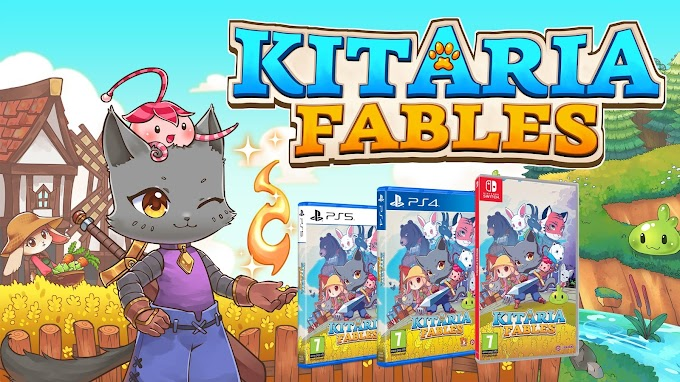 'Kitaria Fables' llegará a PS4, PS5 y Nintendo Switch en formato físico