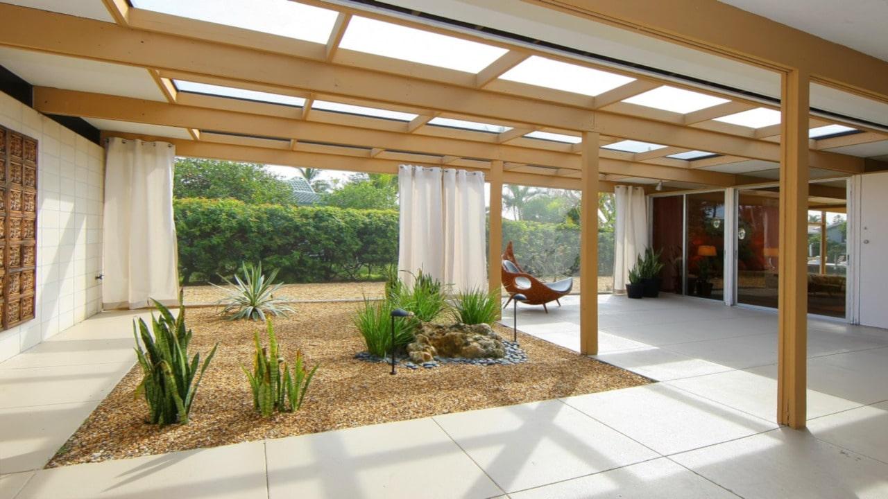 patios de casas bonitos