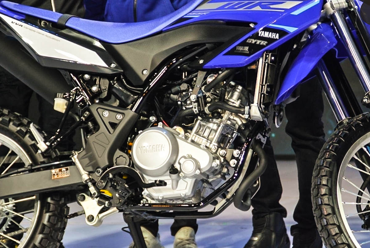 Yamaha Indonesia resmi merilis New WR 155R, lawan berat Honda CRF 150 L !