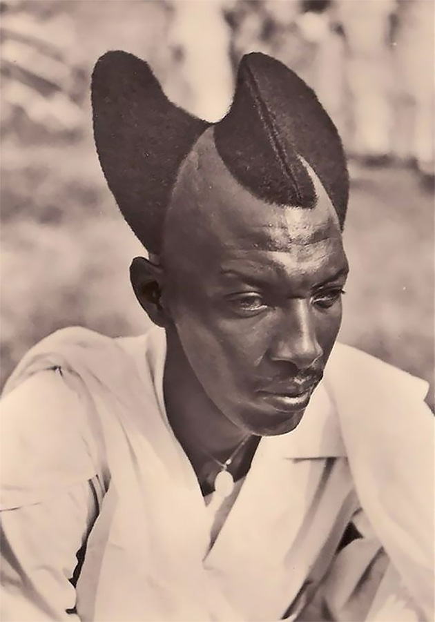 Kiểu tóc truyền thống độc đáo và sáng tạo nhất kể từ năm 1920 của Rwandan