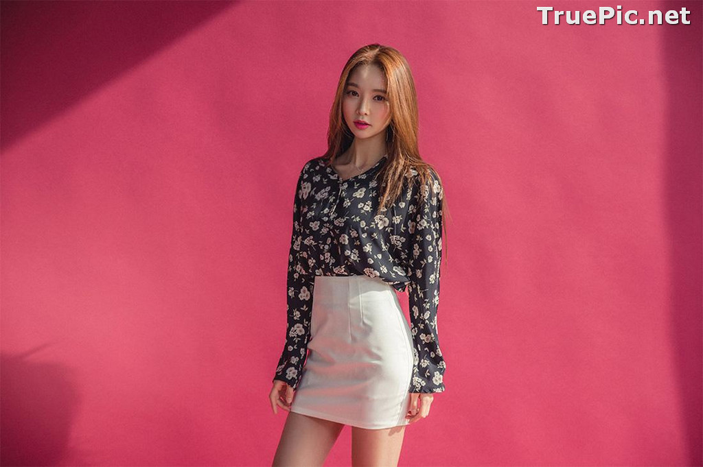 Image Korean Beautiful Model – Park Soo Yeon – Fashion Photography #9 - TruePic.net - Picture-8