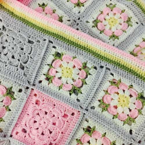 Just Peachy Blossom - Free Pattern