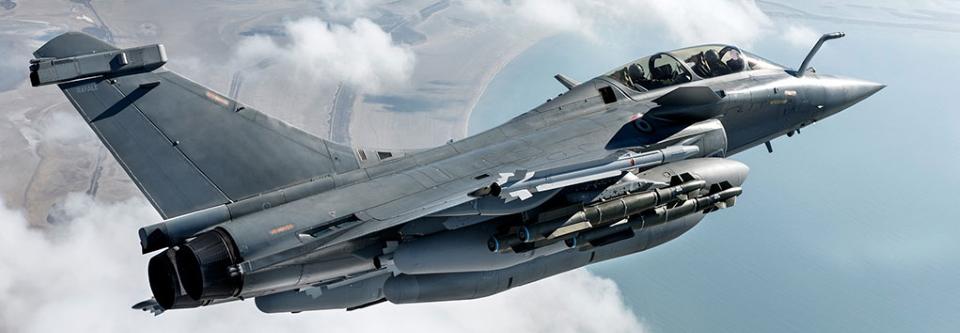 Греція підписала контракт на придбання 18 винищувачів Rafale