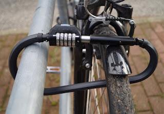 Fahrradschlösser Squire