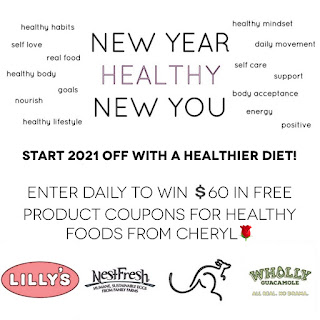 New Year 🍾 New You 🎊 🎉 Giveaway
