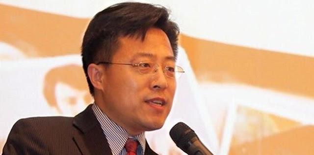 Jubir Kemenlu China Zhao Lijian Minta AS Berhenti Politisasi Dan Manipulasi Covid-19