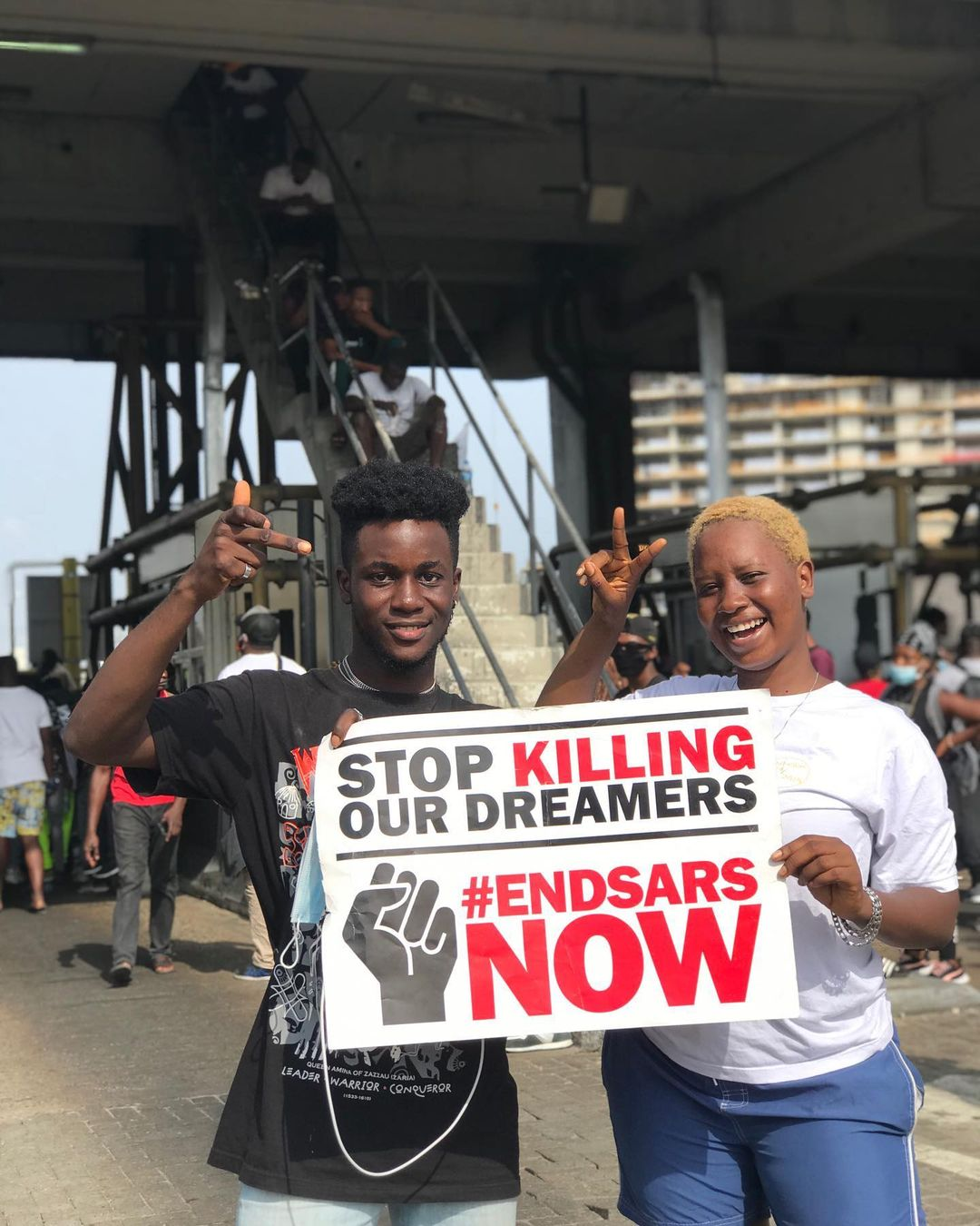 END SARS IN RIVERS STATE