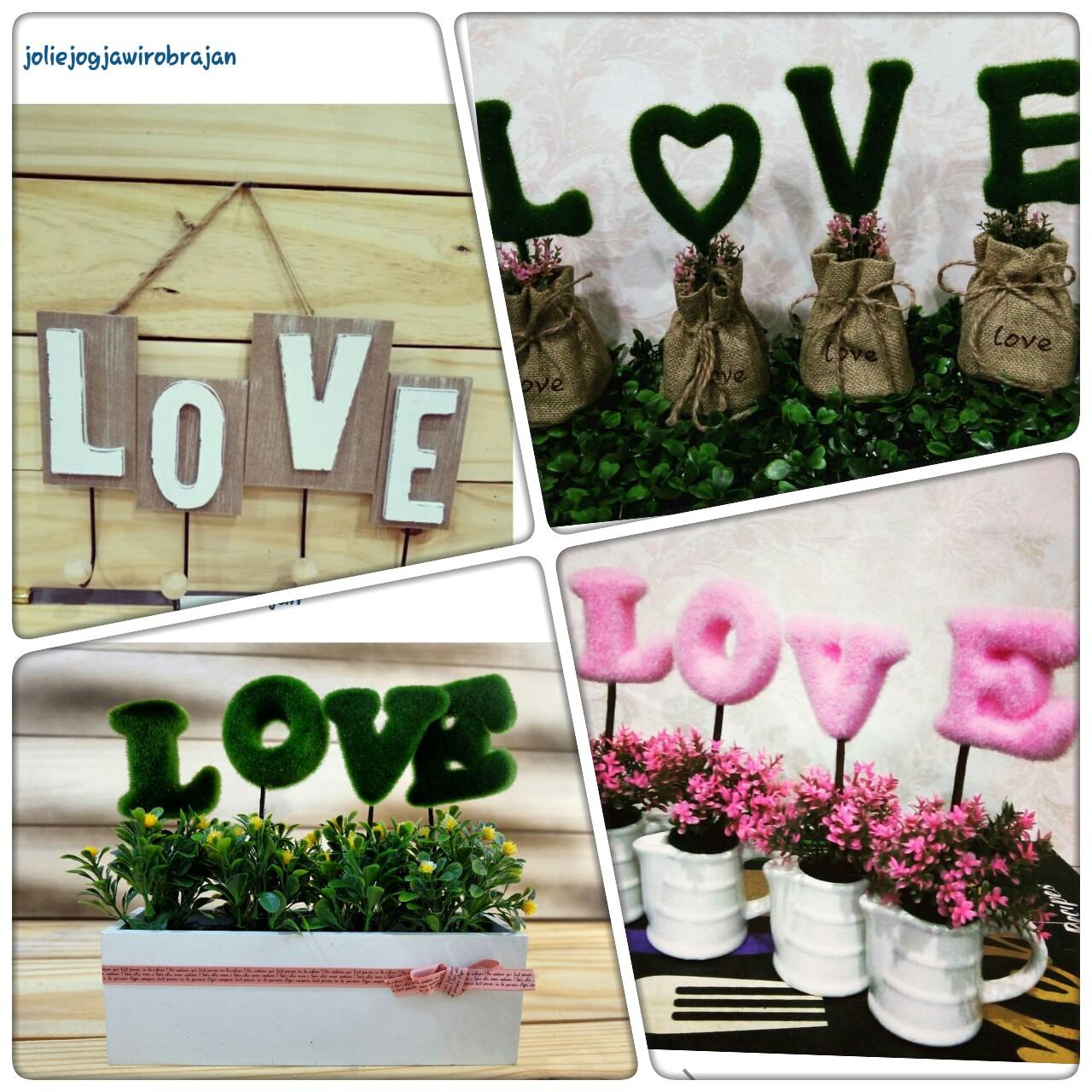 Hope And Love For Future Dekorasi Rumah Idaman Ala Jolie Jogja