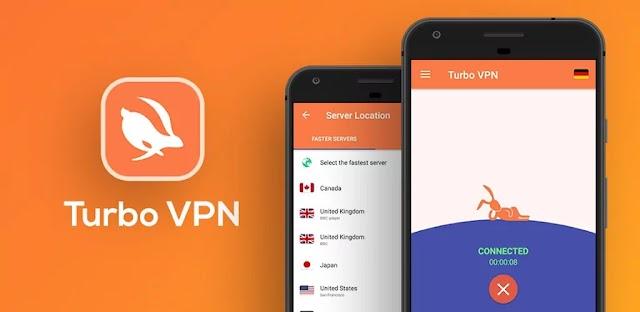 Turbo VPN 3 Premium APK for Android
