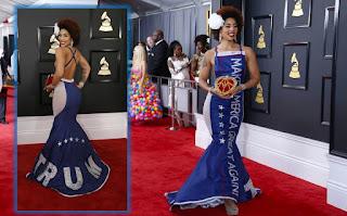 Grammy Awards,dress