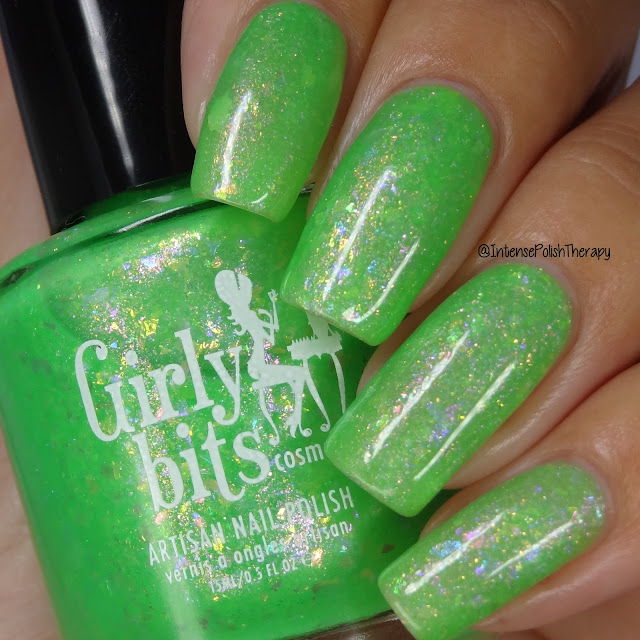 Girly Bits - Hook, Lime, & Sinker