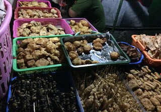 Nasi Kucing Pak Gik Semarang