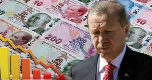 Ο κορωναϊος τσακίζει την οικονομία του Ερντογάν… Θα εξάγει την κρίση;
