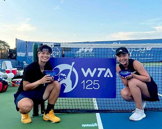 Juara WTA Chicago 125K, Peangtarn Plipuech Beberkan Kunci Sukses
