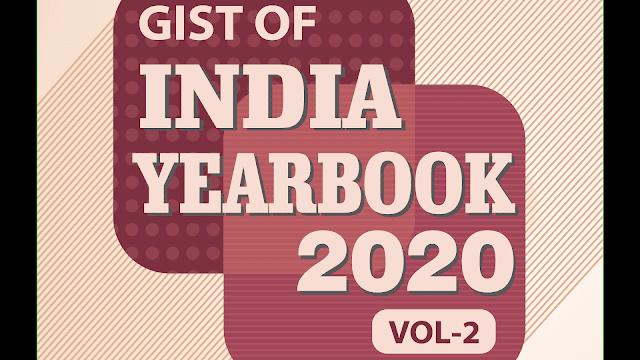 GS Score India Yearbook 2020