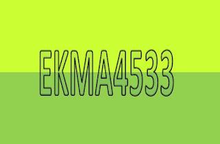 Kunci Jawaban Soal Latihan Mandiri Organisasi dan Struktur Perusahaan EKMA4533