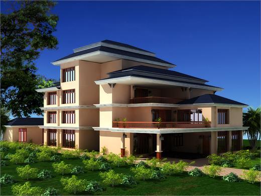 Indapur Pune Bungalow House Designs