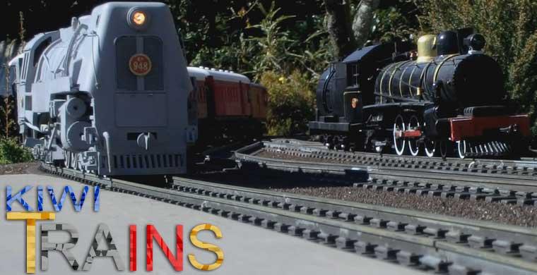 New Zealand Railway Models Kiwi Trains W Wagon Amp Db Part 2