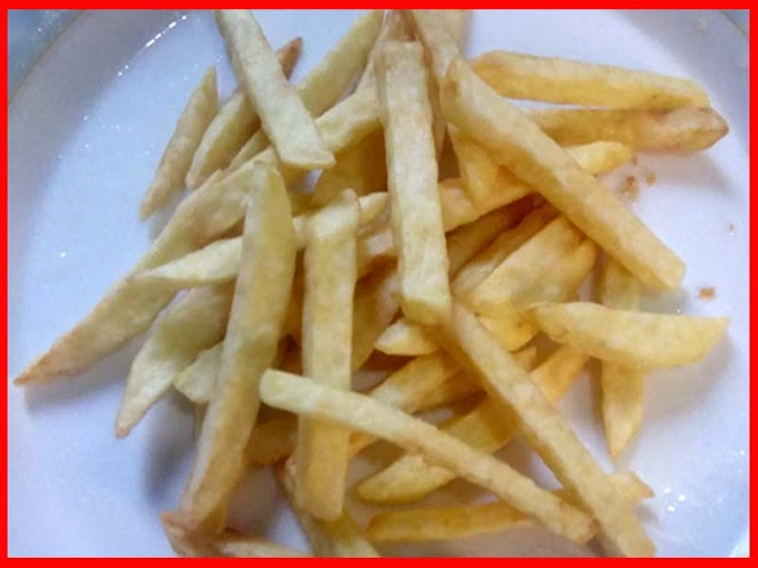 Restaurant Style Crispy French Fries Make At Home