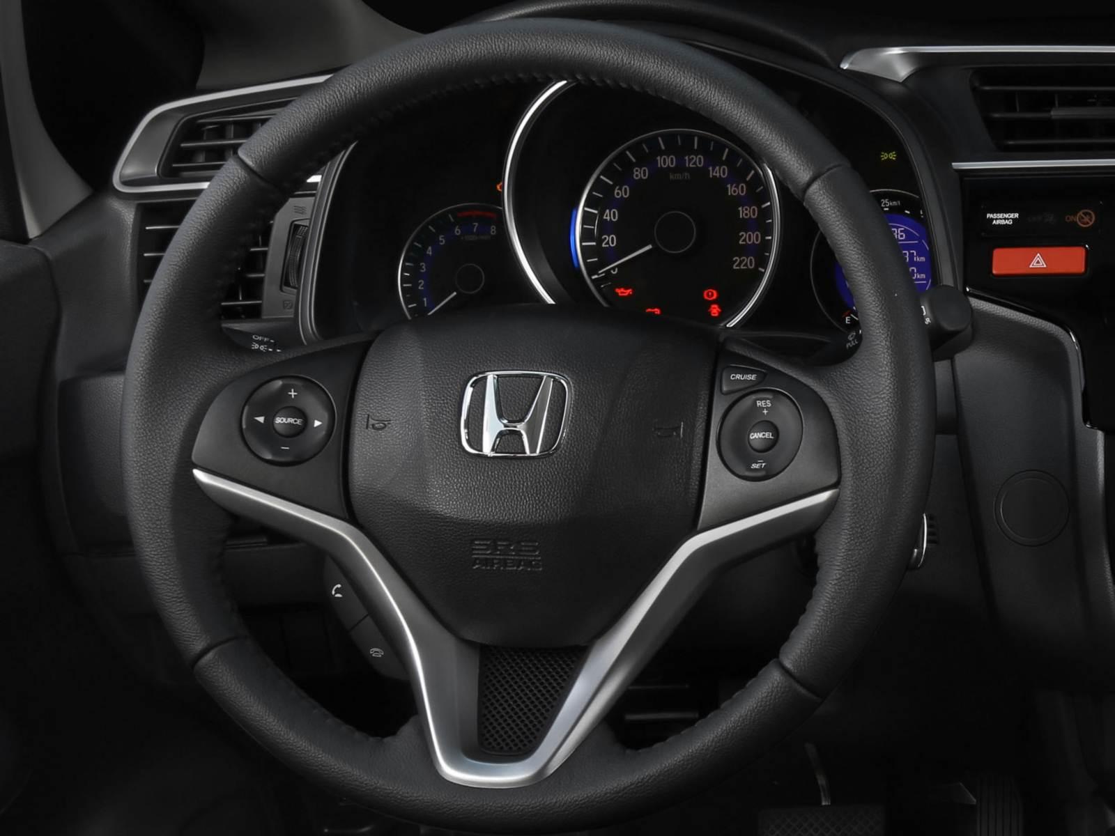 Novo Honda Fit 2015   Painel De Instrumentos