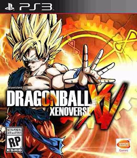 Dragon Ball Xenoverse PS3 PT-BR Torrent