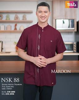 nibras koko NSK 88 Maroon