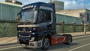 Woolter Koops pack for Mercedes MP4