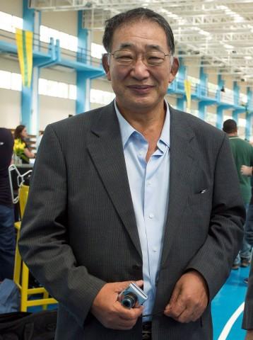 Primeiro medalhista olímpico do judô brasileiro