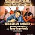 "GRAN CENA SHOW  :  SEBASTIAN GOMEZ presenta CANTORES con TONY IZQUIERDO  EN ""ARDE ROMA"""