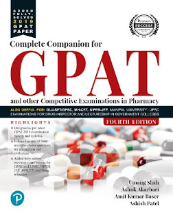 Complete Companion For GPAT & Other Competitive Examinations In Pharmacy pearson pdf free download