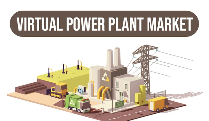 How is Increasing Capacity of Renewable Power Projects Driving Virtual Power Plant Market?