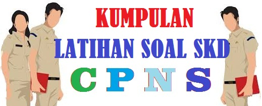 Latihan Soal Tes Cpns Tahun 2020 Dan Pembahasannya Soal Skd Seleksi Cpns 2020 Forum Guru Indonesia Forum Guru Indonesia